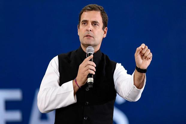 PM, FM should 'steal' ideas from Cong LS poll manifesto to tackle economic mess: Rahul