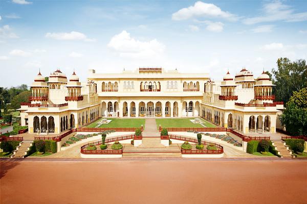 India Tv - Rambagh Palace - Jaipur