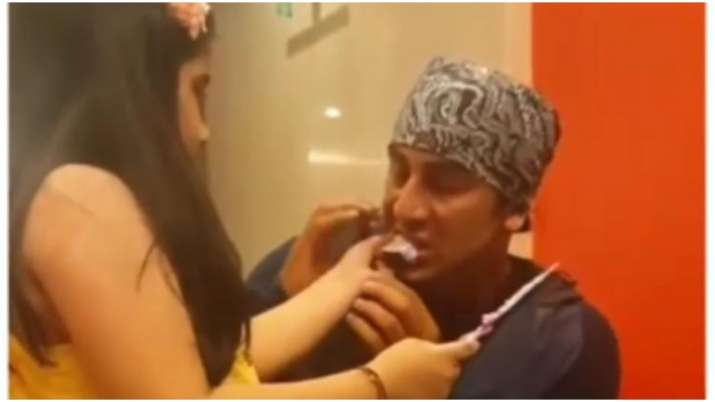 Ranbir Kapoor celebrates birthday of a young fan in an adorable way. Watch video