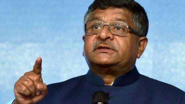 Digital India should be leveraged to transform rural areas: Ravi Shankar Prasad