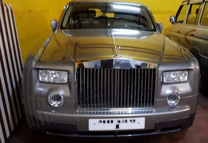 Super luxury cars seized from Wadhawans in PMC Bank case