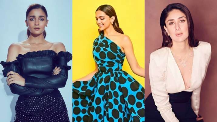 Kareena, Alia power dress, Deepika dons a gown: The best of