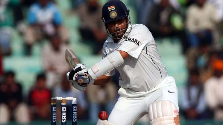 The Master Blaster reached the milestone in 152 Tests and