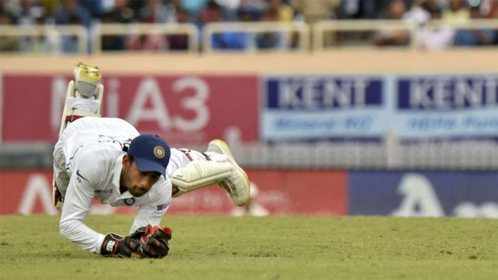 India vs South Africa, 3rd Test: Rishabh Pant replaces Wriddhiman Saha after injuring finger