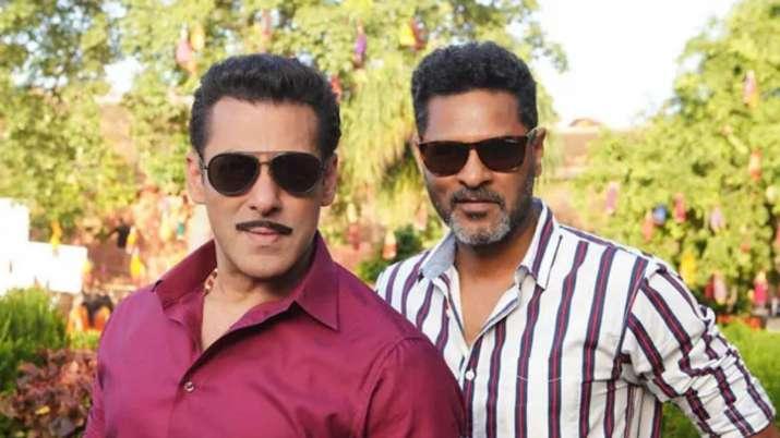 Salman Khan's Eid 2020 film to be directed by Prabhudeva