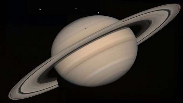 Saturn becomes new moon king