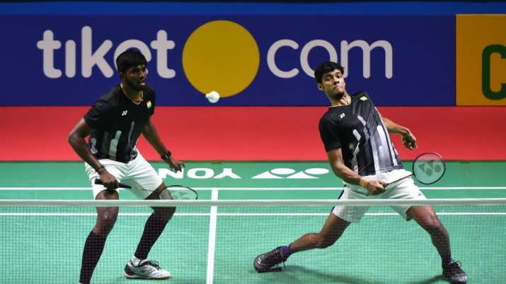 Satwik-Chirag lose in semifinals to end campaign at China Open