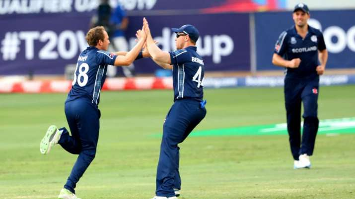 Scotland qualify for 2020 T20 World Cup, beat UAE by 90 runs