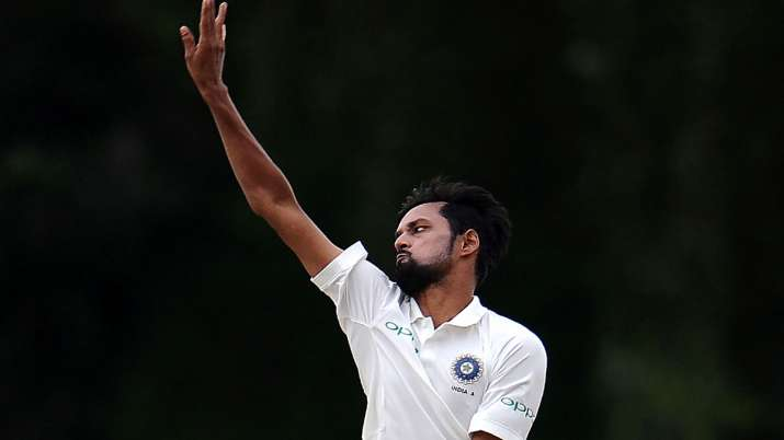Shahbaz Nadeem added to India's squad for 3rd Test against South Africa in Ranchi