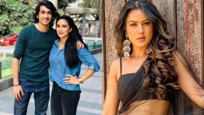 Nach Baliye 9: Nia Sharma shares angry tweet over Shantanu Maheshwari's elimination, Fans have flood