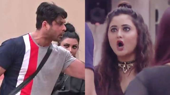 Image result for sidharth shukla and rashmi Desai