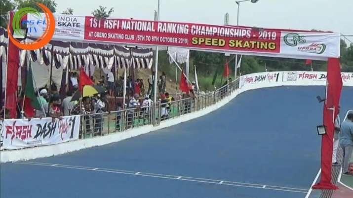 Greno speed Skating club in Greater Noida