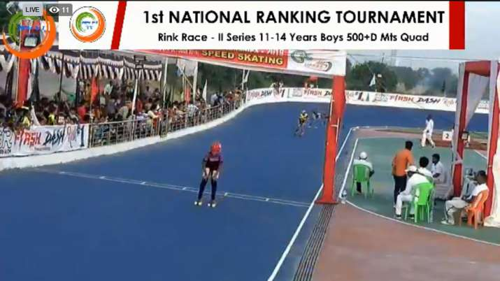 India Tv - RSFI announces first National Ranking Championships 2019 for Speed Skating