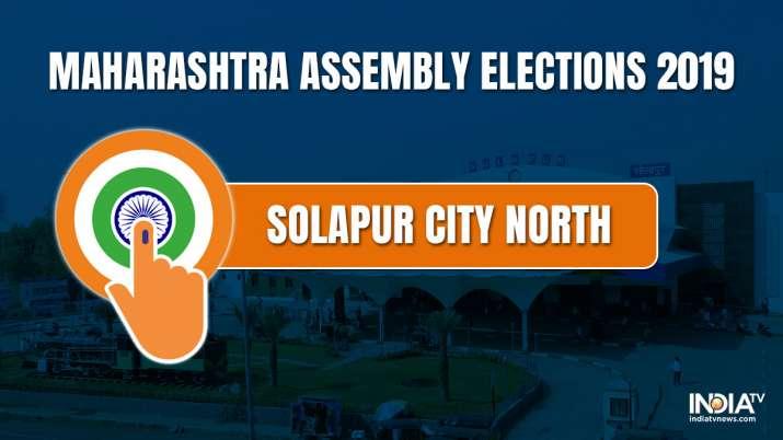 Solapur City North Constituency Result 2019