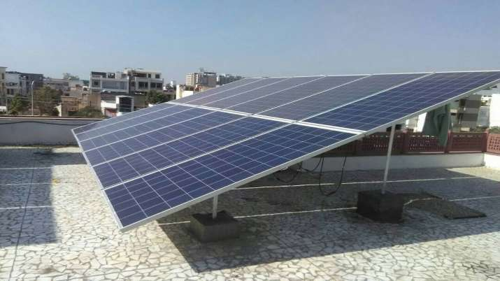 Solar panels stolen from Pakistan school