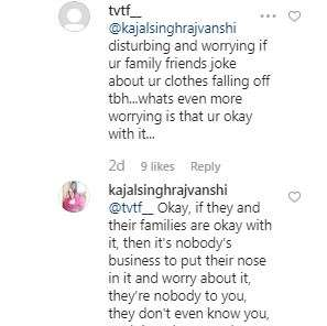 India Tv - Instagram war after Sanjay Kapoor's comment on Ananya's post.