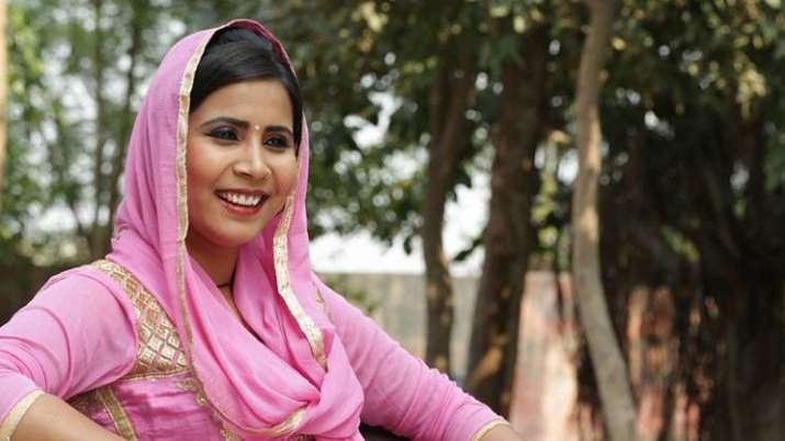 Folk singer Sushma Nekpuri