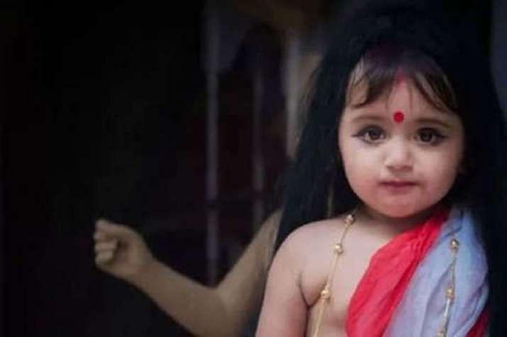 Bengal family worships Muslim girl as Durga in Kumari Puja