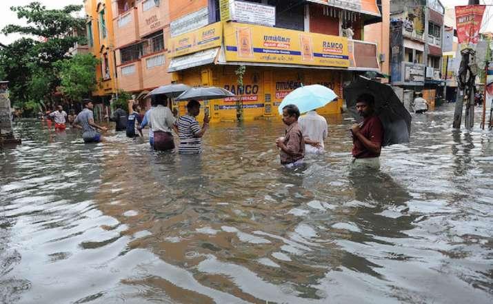 Tamil Nadu pleut