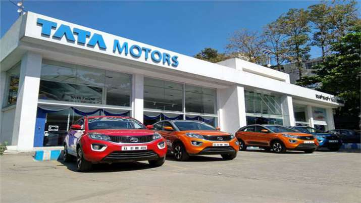 Tata Motors Zooms 16 Per Cent After Q2 Earnings Business News India Tv