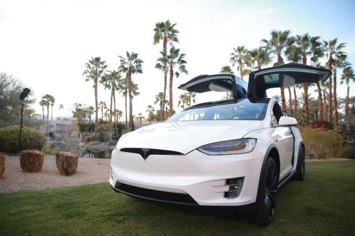 The electric car maker has reportedly started rolling out a