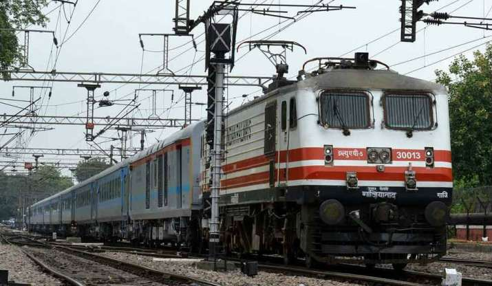 three of family mowed down by running train in Jharkhand