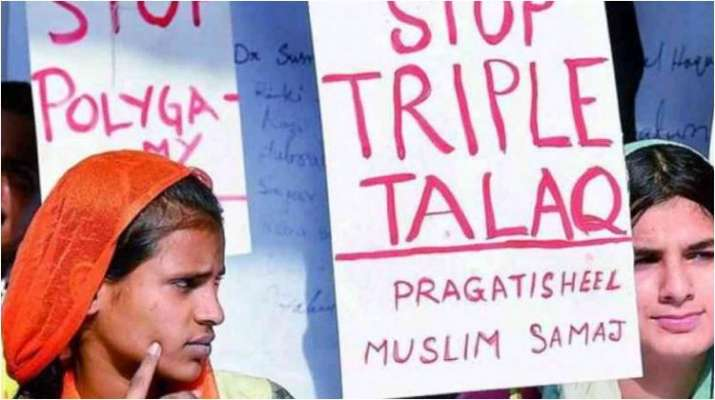 UP cop booked for giving wife triple talaq