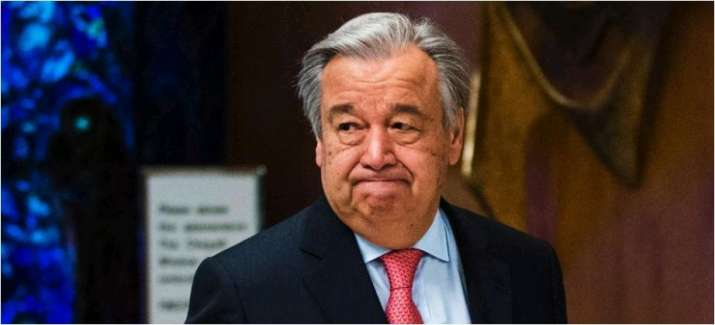 UN chief continues to call for Kashmir issue to be resolved