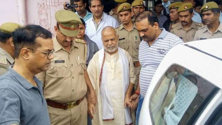 Chinmayanand released from hospital, shifted to jail