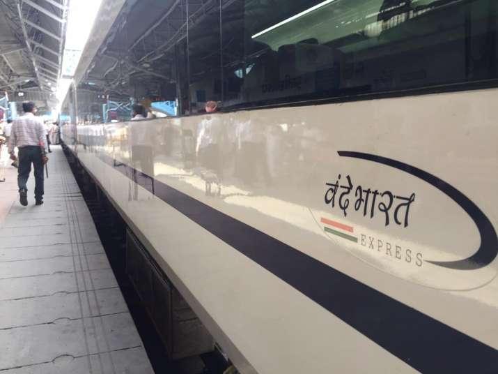 India Tv - Vande Bharat Express