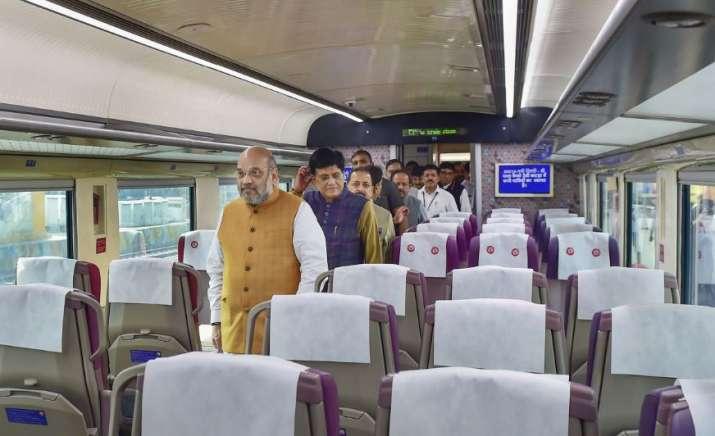 India Tv - Delhi-Katra Vande Bharat Express