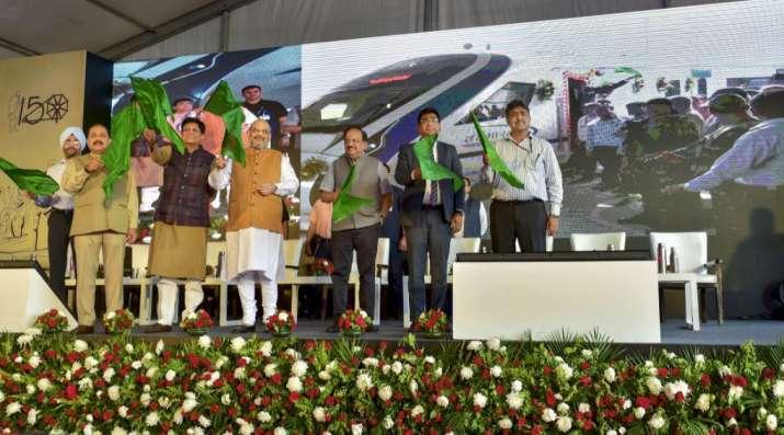 India Tv - Vande Bharat Express photo