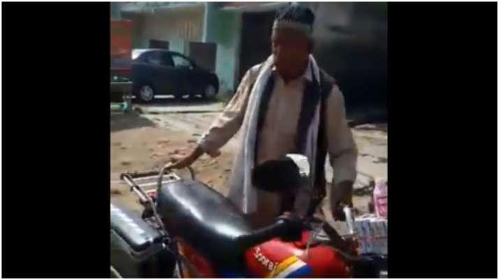 viral bike video