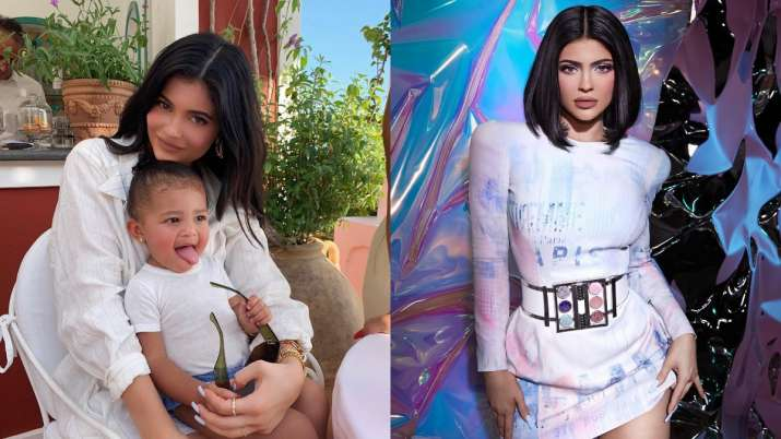 Kylie has accepted stretch marks as 'gift' from Stormi