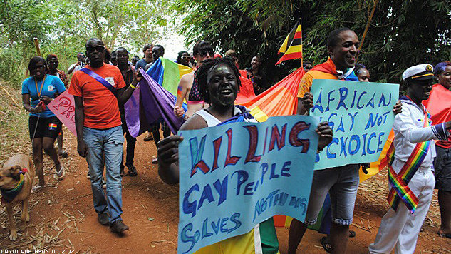 'Kill The Gays': Uganda to resurrect bill that imposes