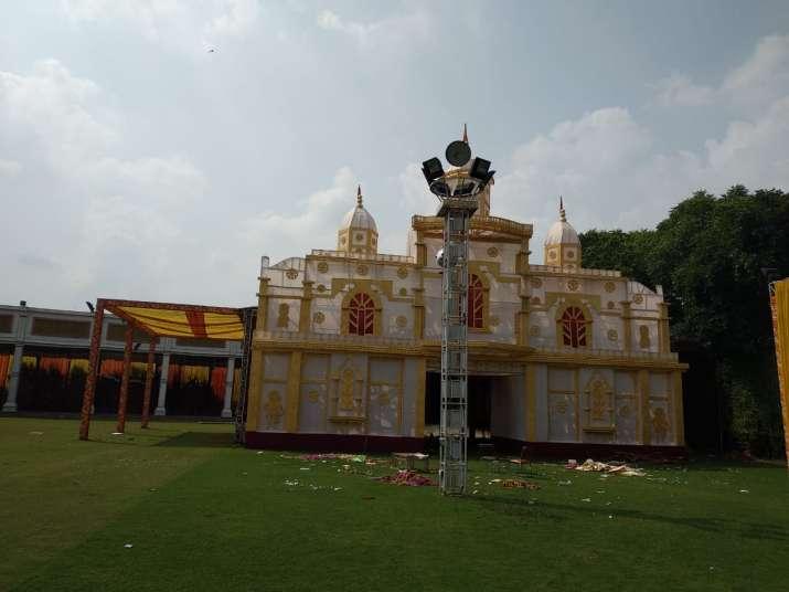 India Tv - Durga Puja