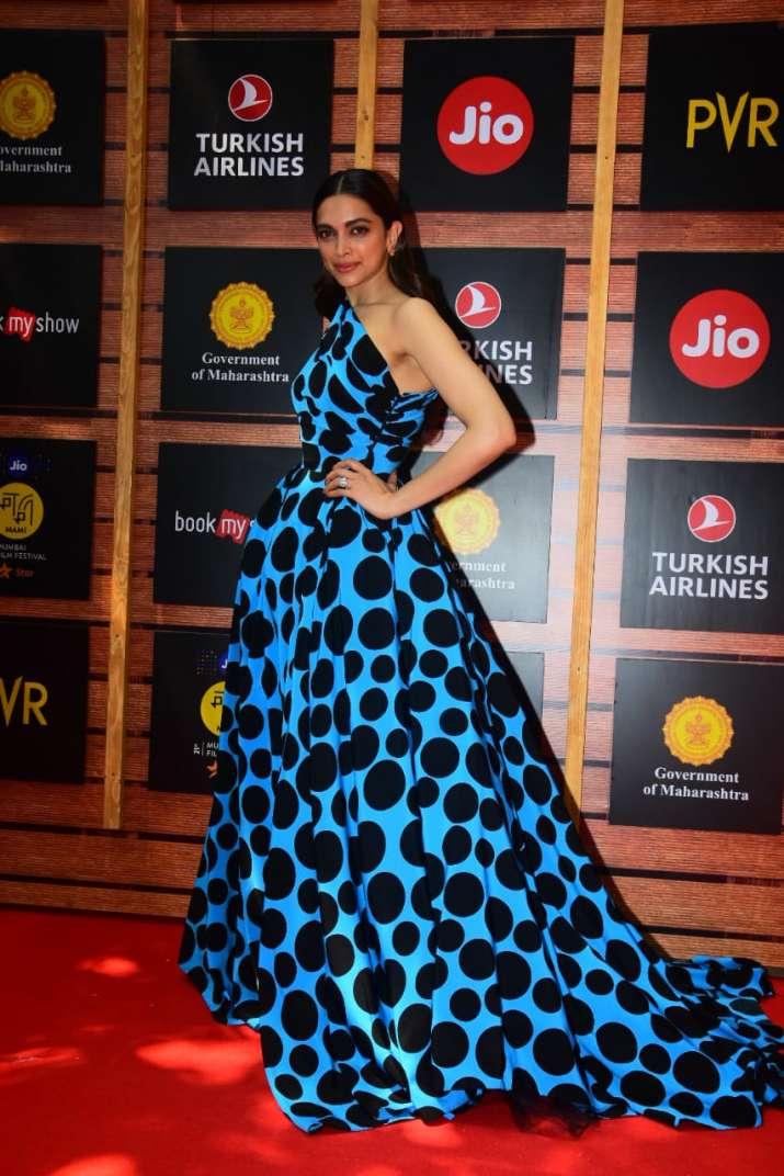 India Tv - Deepika Padukone at the Jio MAMI Movie Mela.