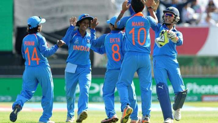 India have widened the gap over England from one to three points