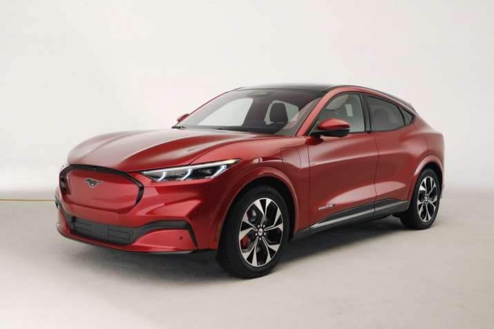 Ford Mustang Mach-E electric SUV unveiled; check details