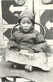 India Tv - 14th Dalai Lama at age 2, 1940.