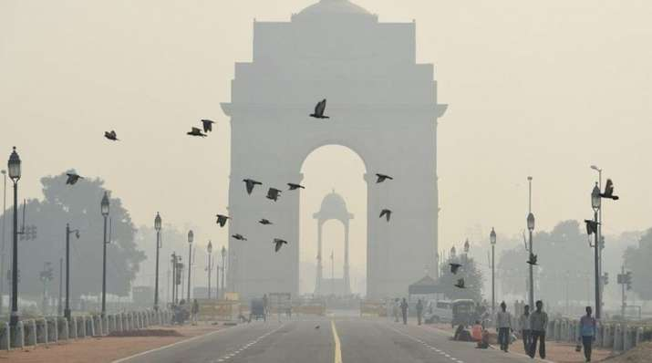 At 6.9 °C, Delhi records coldest November morning in 17 years; cold wave in parts of city