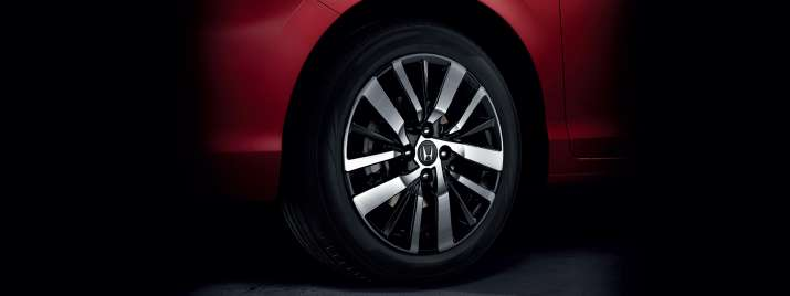India Tv - Honda City Alloys