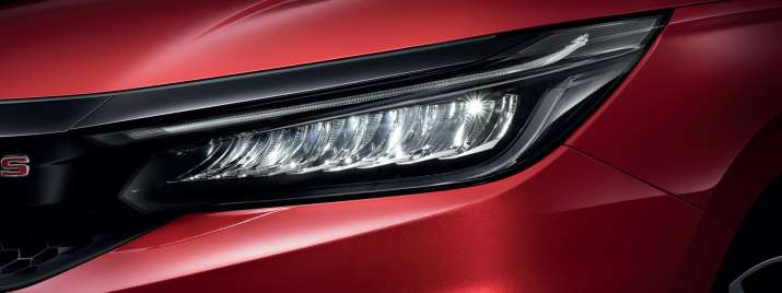 India Tv - Honda City headlamps All-new Honda City 5th generation breaks cover; India launch expected mid 2020