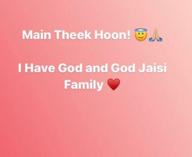 India Tv - Neha Kakkar's post on Instagram.
