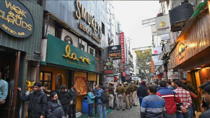 Delhi's Khan Market in world's top-20 most expensive retail