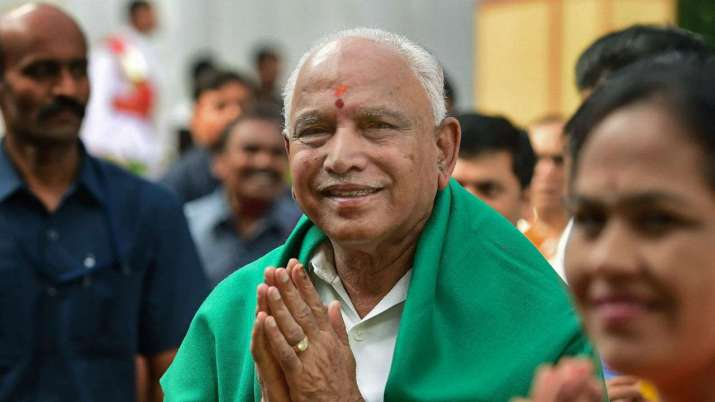 Congress seeks action against Karnataka CM Yediyurappa for violation of model code