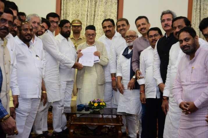 India Tv - Fadnavis makes way for Uddhav-led Maha Vikas Aghadi govt in Maharashtra
