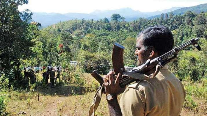 Naxal attack in Jharkhand's Latehar; three cops martyred (Representational image)