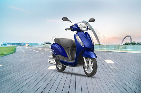 India Tv - Suzuki Access 125