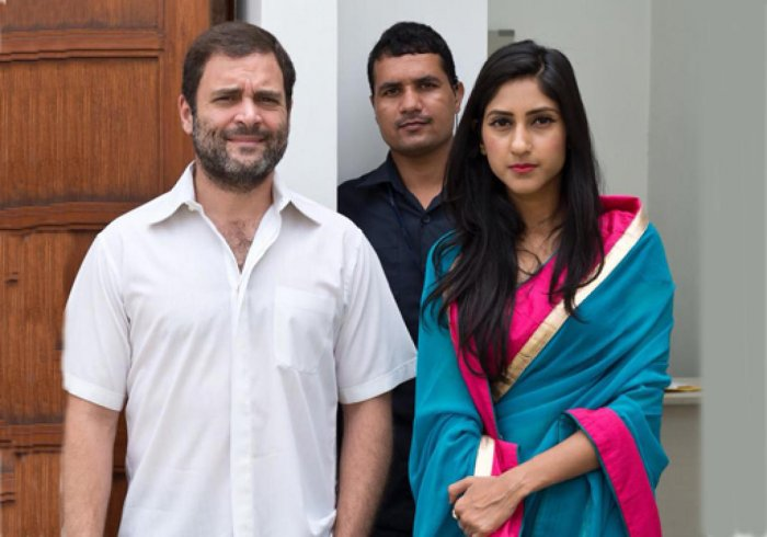 Latest News Congress seeks disqualification of Rae Bareli MLA Aditi Singh, After showing the door to